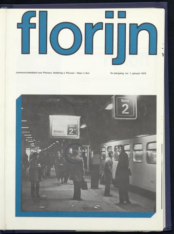 Pierson, Heldring & Pierson - Florijn 1974