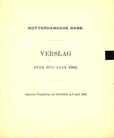 Rotterdamsche Bank 1902