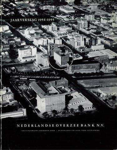 Nederlandse Overzee Bank 1954
