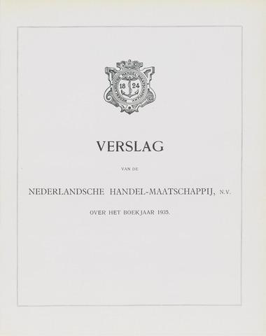 Nederlandsche Handel-Maatschappij 1935