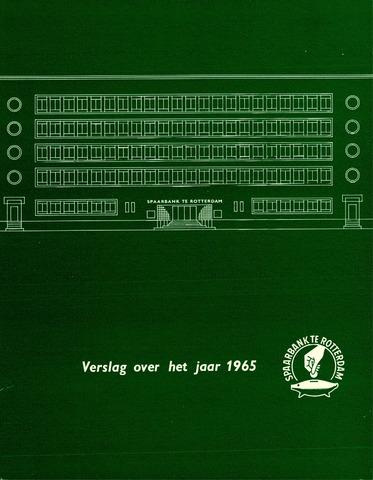 Spaarbank te Rotterdam 1965