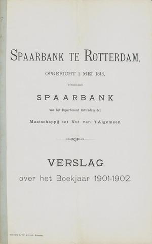 Spaarbank te Rotterdam 1901