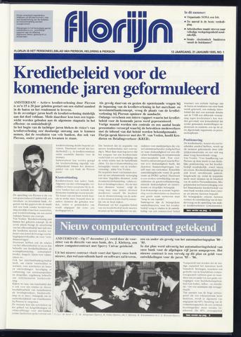 Pierson, Heldring & Pierson - Florijn 1985