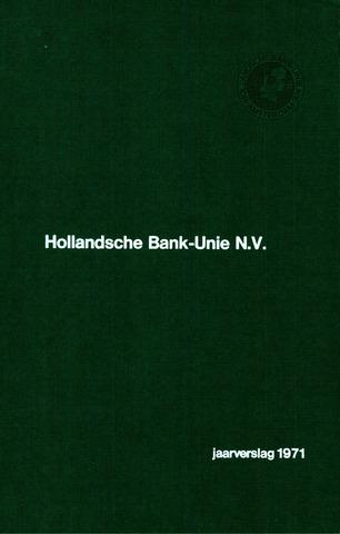 Hollandsche Bank-Unie 1971