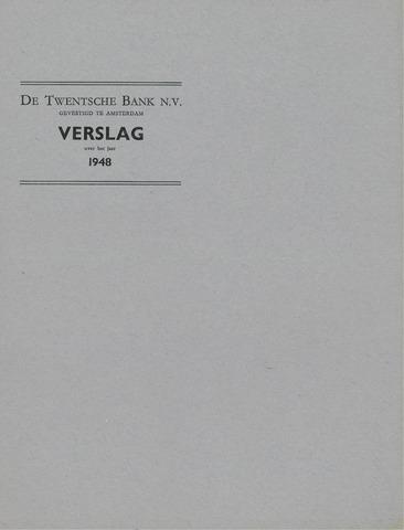 Twentsche Bank 1948