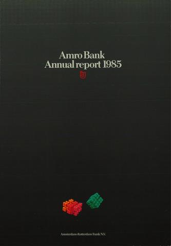 Amro Bank 1985