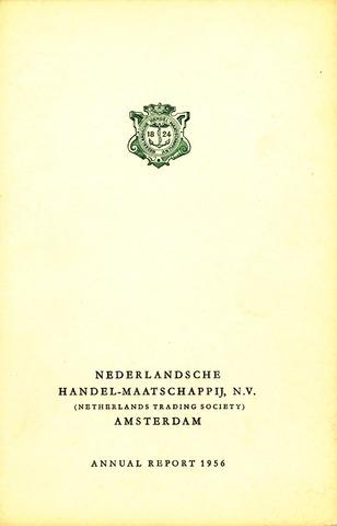Nederlandsche Handel-Maatschappij 1956