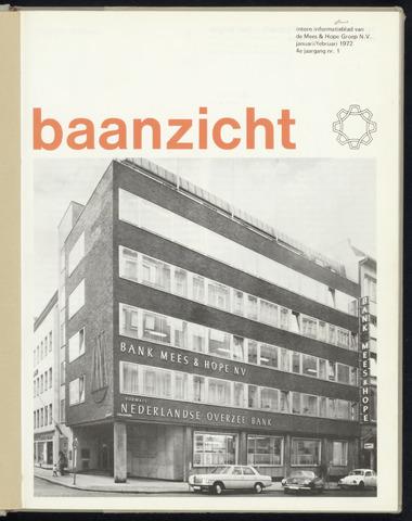 Bank Mees & Hope - Baanzicht 1972