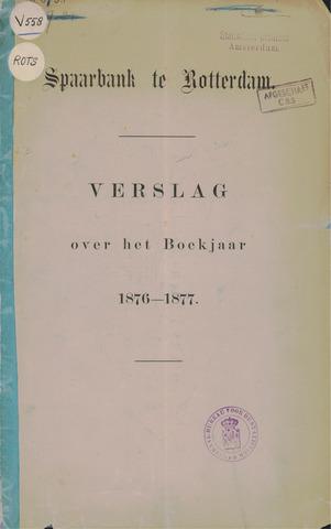 Spaarbank te Rotterdam 1876