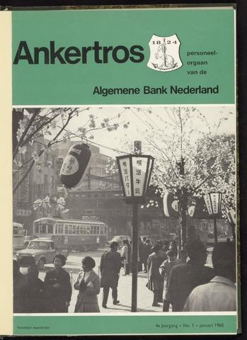 Algemene Bank Nederland - Ankertros 1968