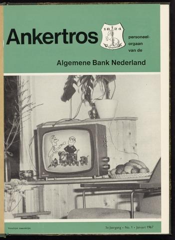 Algemene Bank Nederland - Ankertros 1967