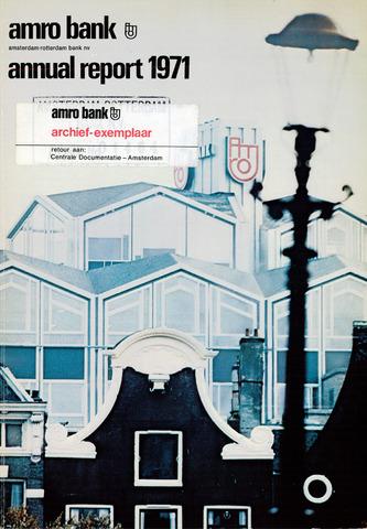 Amro Bank 1971