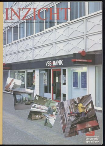 Verenigde Spaarbank - InZicht 1993