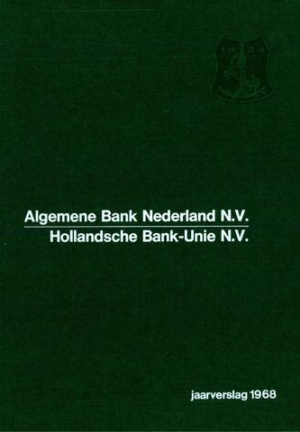 Algemene Bank Nederland 1968