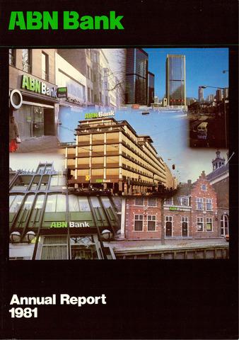 Algemene Bank Nederland 1981