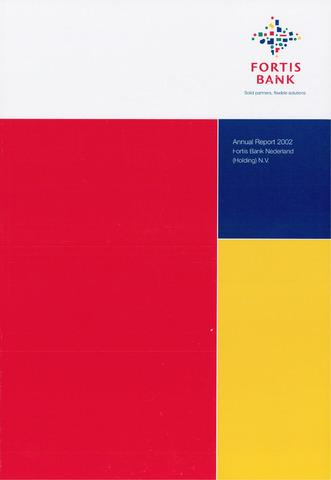 Fortis Bank Nederland 2002
