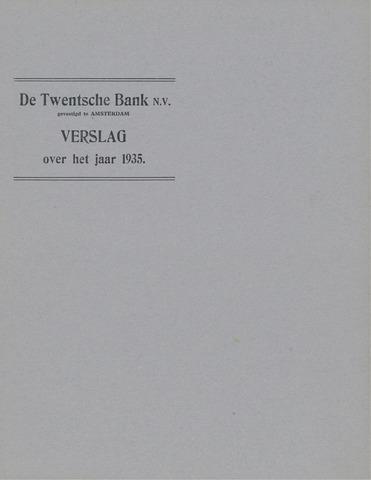 Twentsche Bank 1935