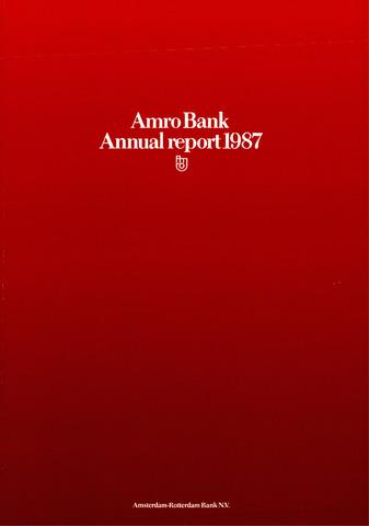 Amro Bank 1987
