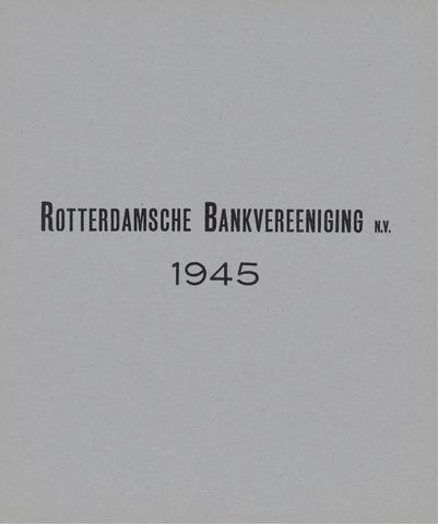 Rotterdamsche Bank 1945