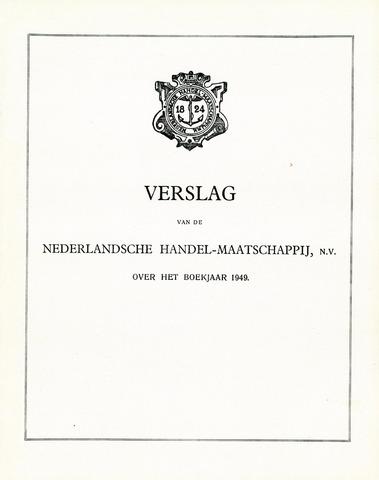 Nederlandsche Handel-Maatschappij 1949