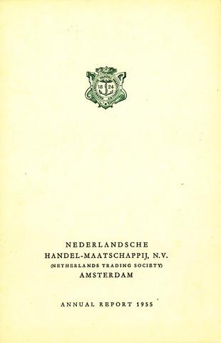 Nederlandsche Handel-Maatschappij 1955