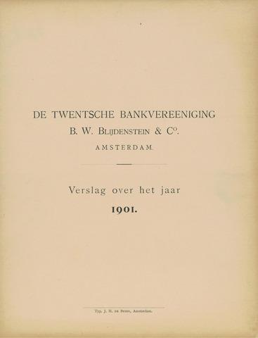 Twentsche Bank 1901