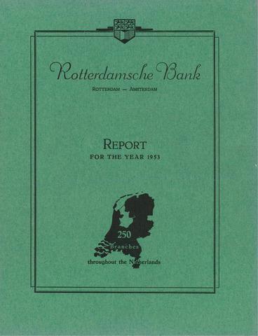 Rotterdamsche Bank 1953