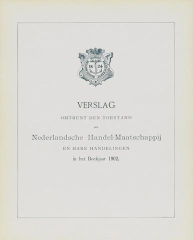 Nederlandsche Handel-Maatschappij 1902