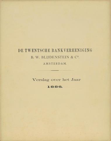Twentsche Bank 1886
