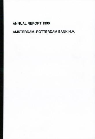 Amro Bank 1990