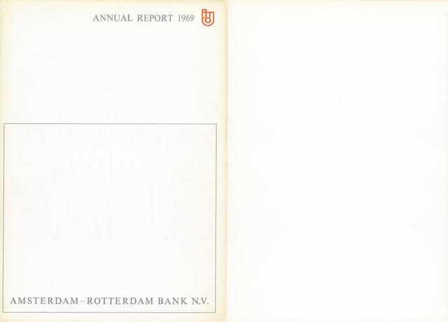 Amro Bank 1969