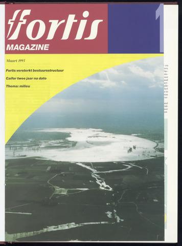 Fortis - Fortis Magazine 1995