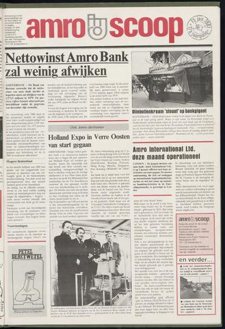 Amro Bank - Amroscoop 1981