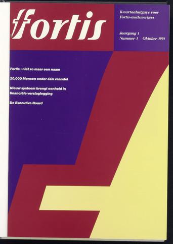 Fortis - Fortis Magazine 1991