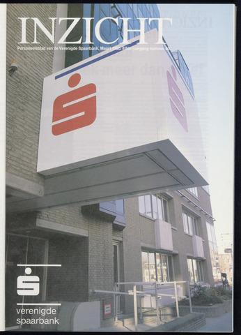 Verenigde Spaarbank - InZicht 1990