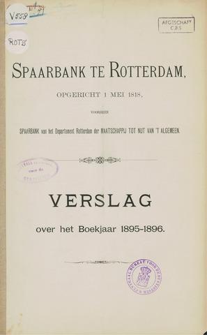Spaarbank te Rotterdam 1895