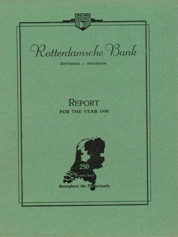 Rotterdamsche Bank 1950