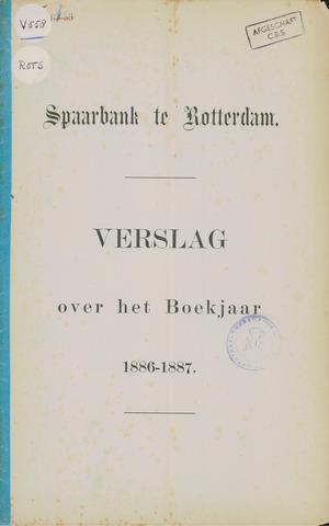 Spaarbank te Rotterdam 1886
