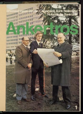 Algemene Bank Nederland - Ankertros 1973