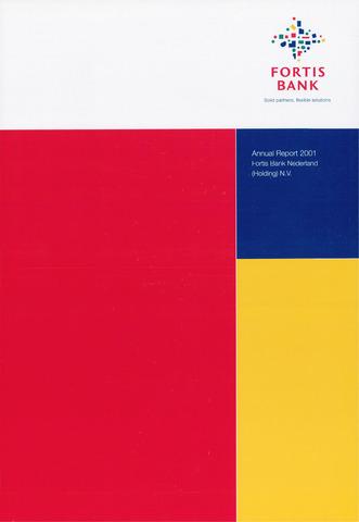 Fortis Bank Nederland 2001