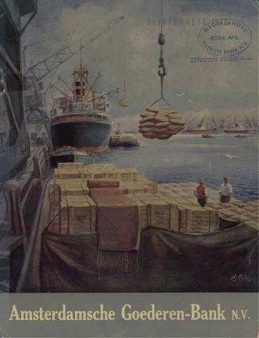 Amsterdamsche Liquidatiekas - Amsterdamsche Goederenbank 1953