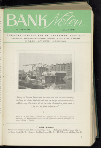 De Twentsche Bank - Banknoten 1948