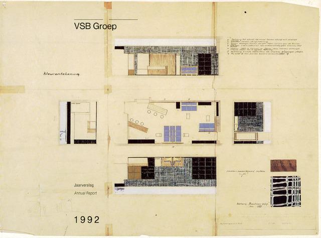 VSB Groep 1992
