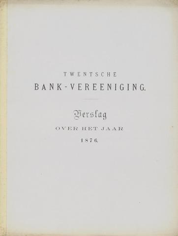 Twentsche Bank 1876