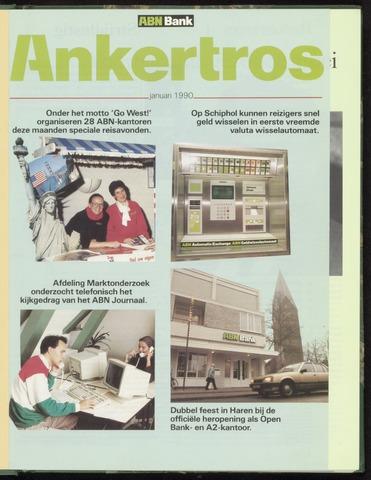 Algemene Bank Nederland - Ankertros 1990