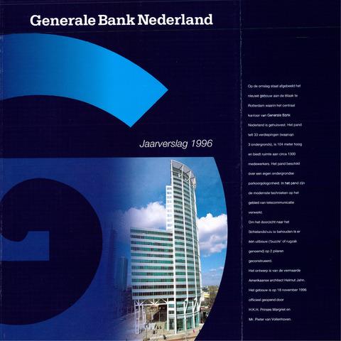 Generale Bank Nederland 1996