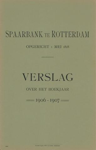 Spaarbank te Rotterdam 1906