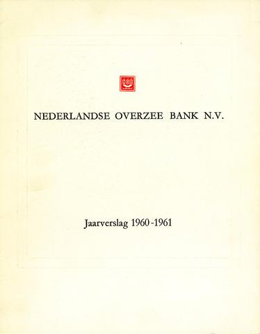 Nederlandse Overzee Bank 1960-01-01