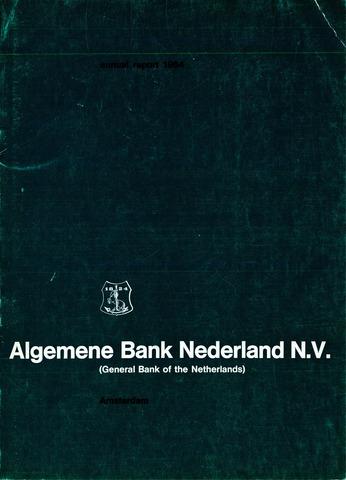 Algemene Bank Nederland 1964