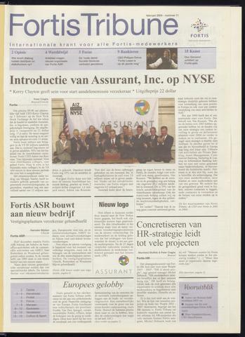 Fortis - Tribune 2004